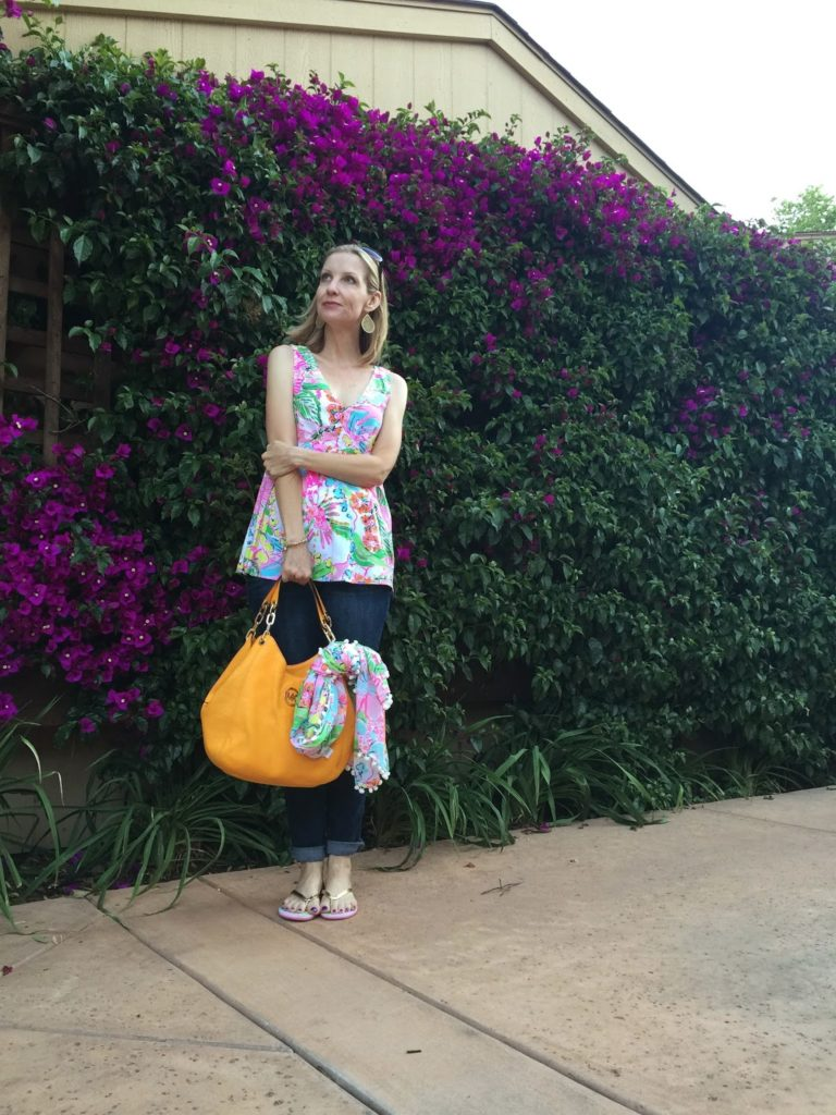 Nosey Posey, Lilly for Target, Target style, MK bag, spring 2015