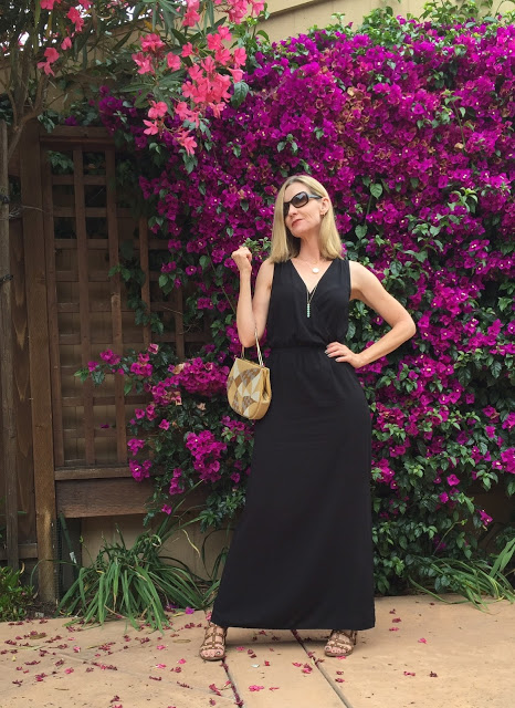 maxi dresses, summer looks over 40