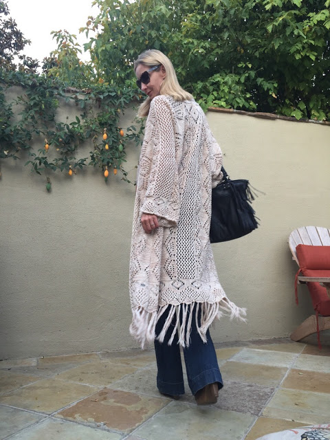 style over 40, fashion over 40, boho chic