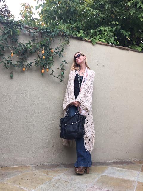 California style, layering, gypsy look, gypsy style