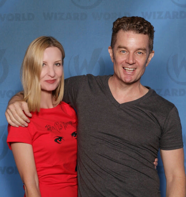 James Marsters of Buffy the Vampire Slayer fame, Wizard World 2015