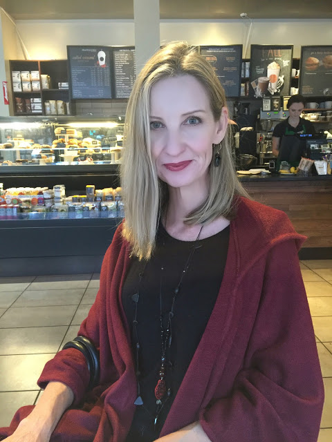 Starbucks style, fashion over forty, bloggers over forty, style over 40