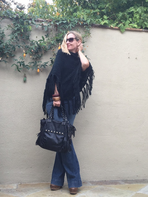 ponchos, fall 2015, style over forty, 40 plus style, fashion over forty