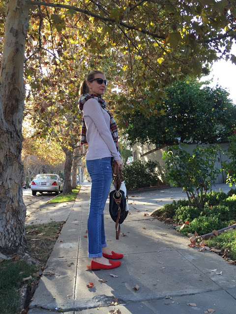 Rhea Footwear review, fall style, fall outfit, style over forty