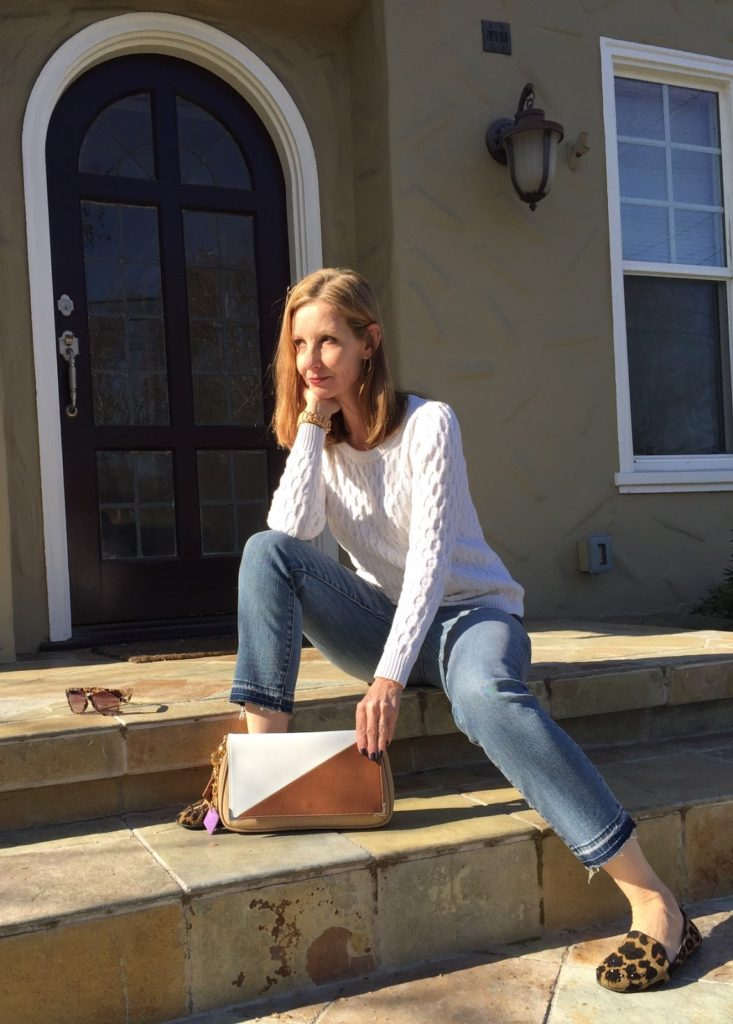 best style bloggers over forty, midlife style