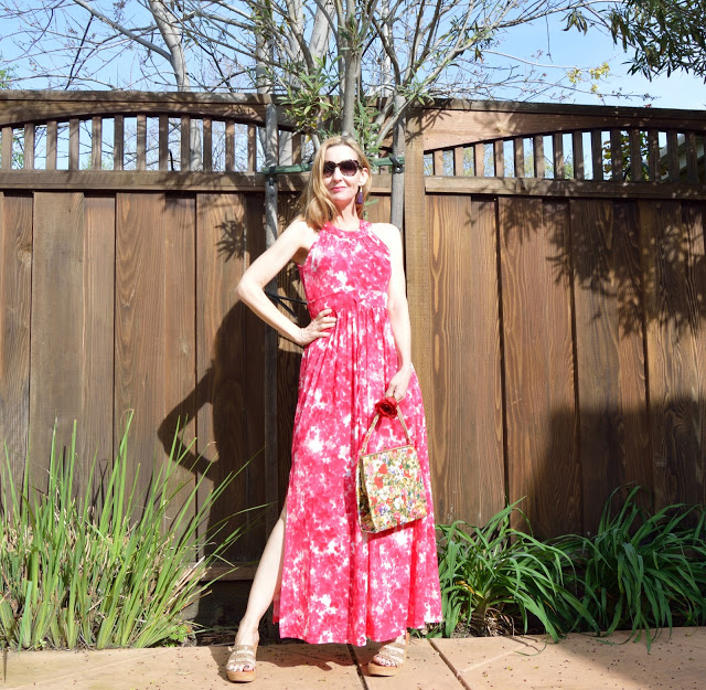 how to do spring style over forty