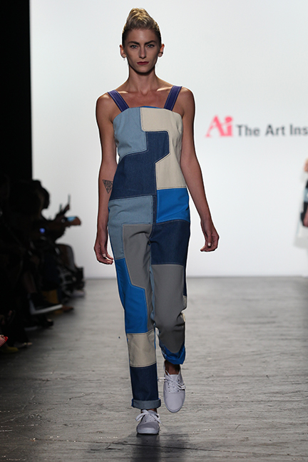 dd5337c98 I noticed another fun trend at New York Fashion Week …. patchwork!