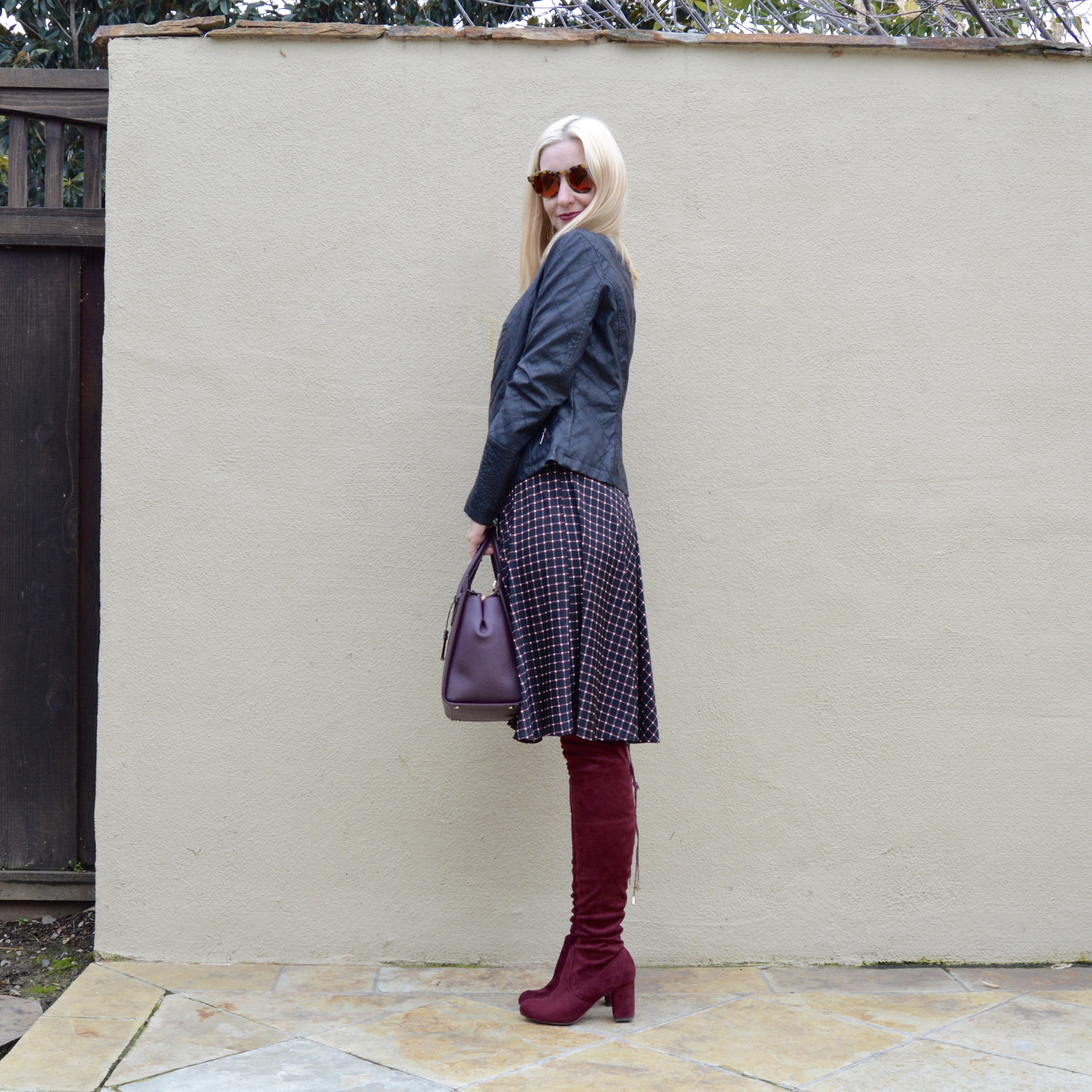 OOTD over 40, midlife style, outfit ideas, style tips