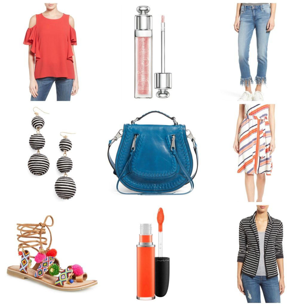 Nordstrom Triple Points Picks for spring