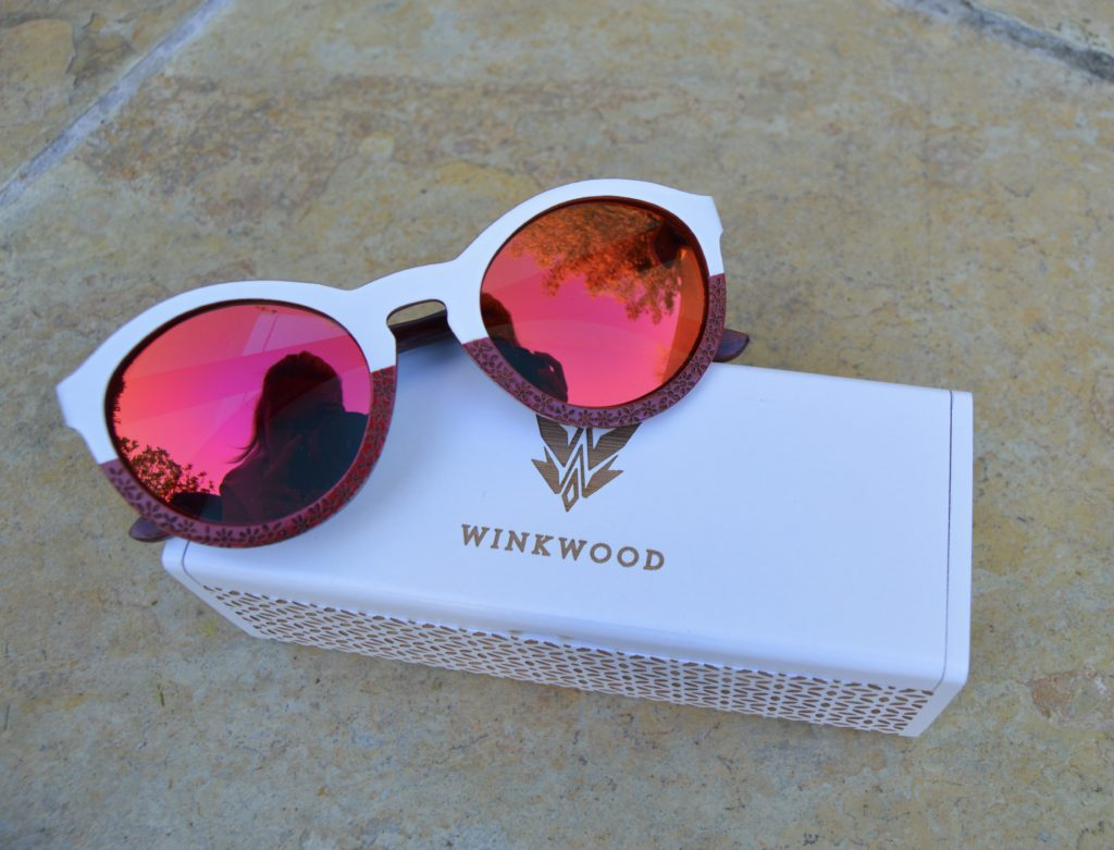 Winkwood Wooden Sunglasses Review
