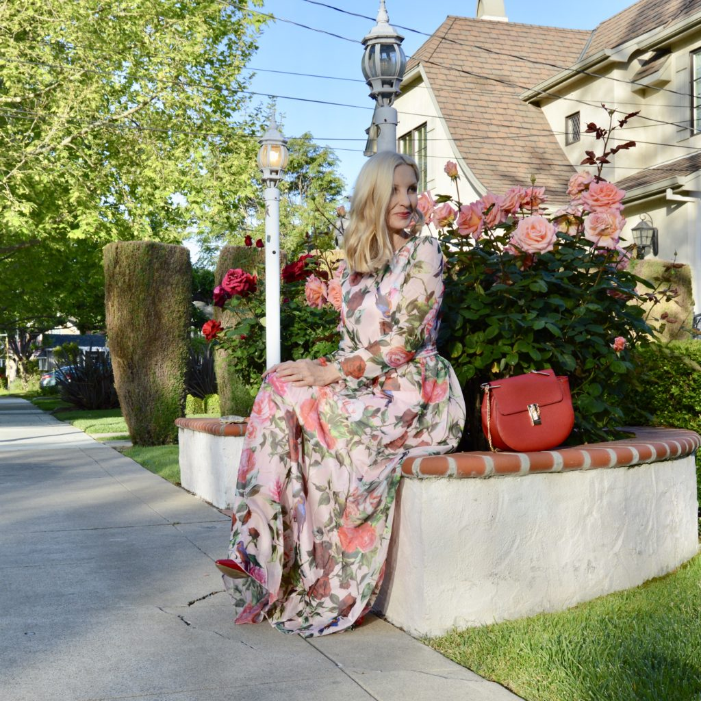 Rose Dress from Shein