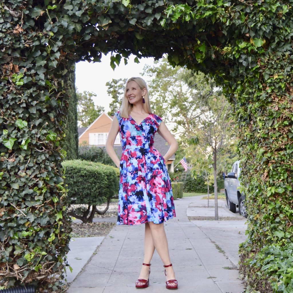 review of Karina dresses, style over 40