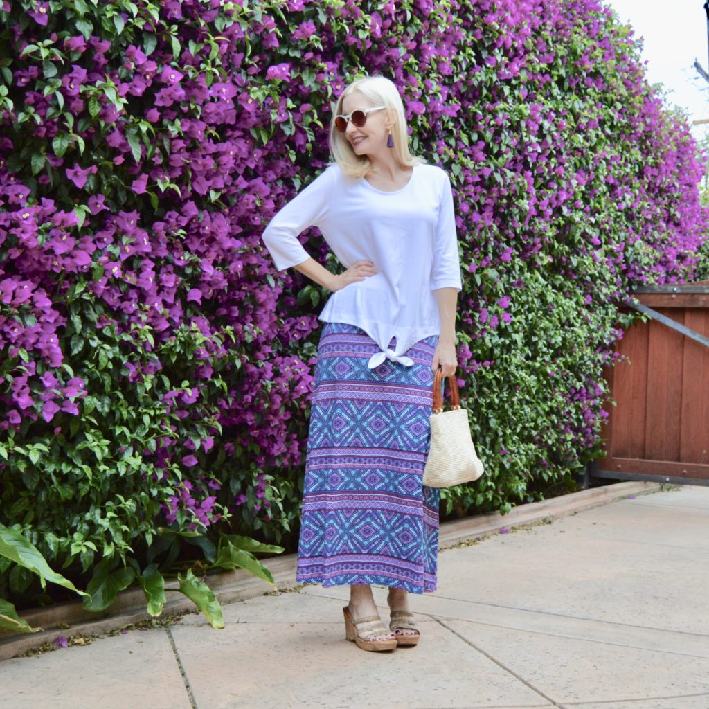 J.Jill summer outfit, Style over 40