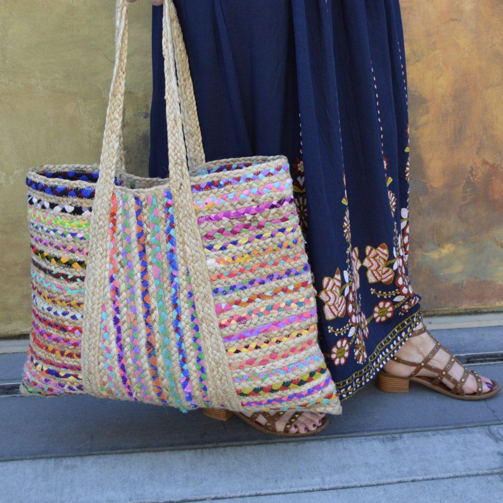 perfect fun summer tote bag