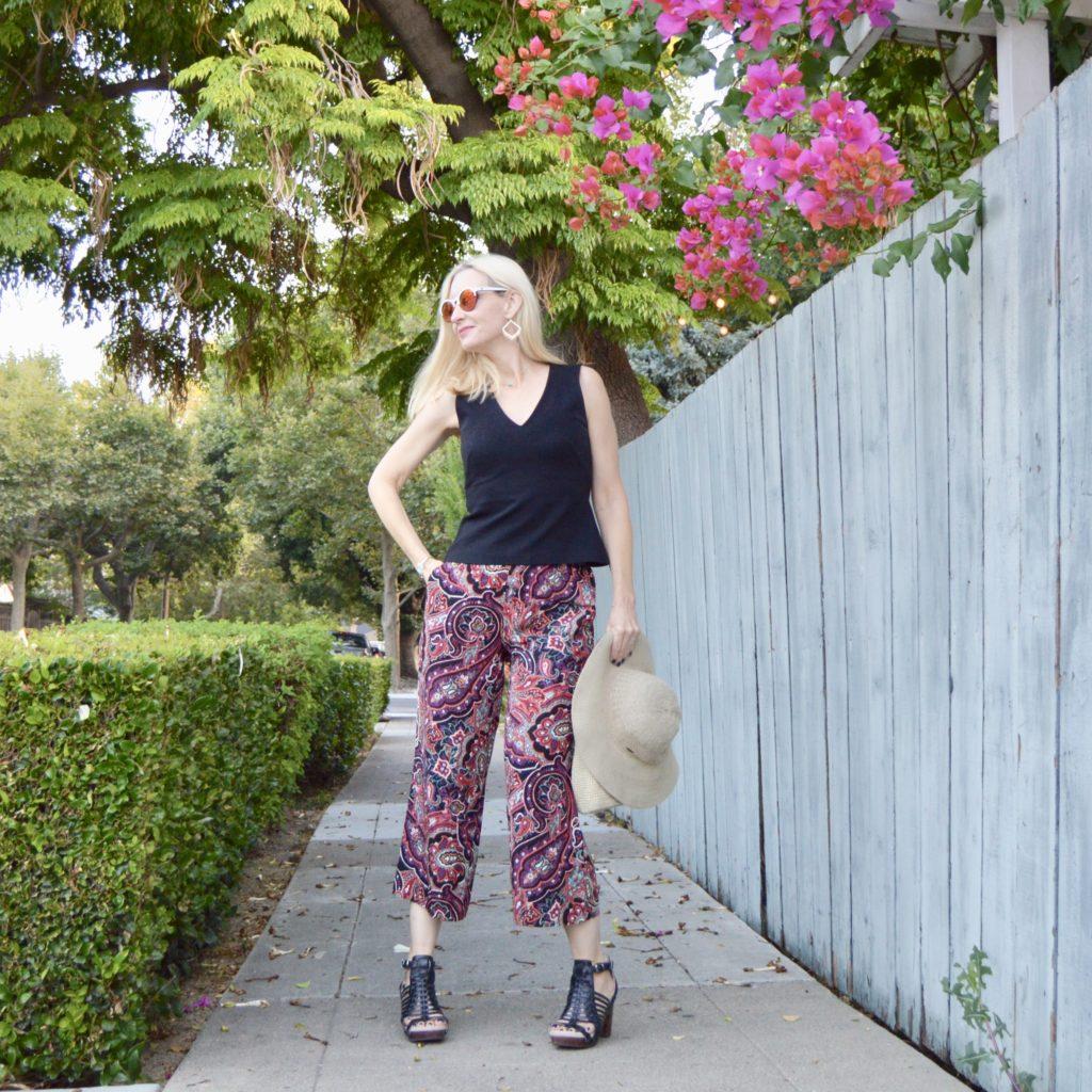 comfortable flattering pants from J. Jill