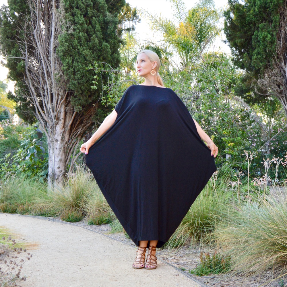 what is a cocoon dress
