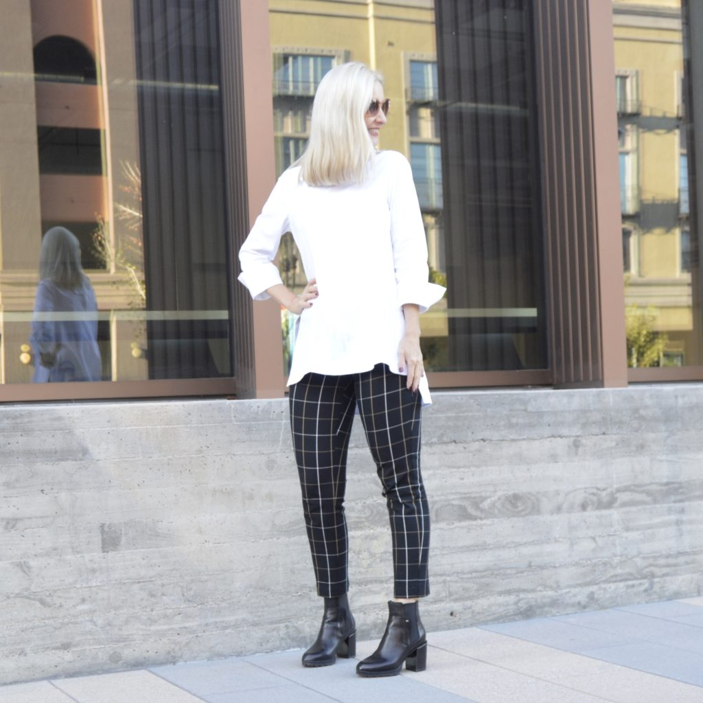 perfect fall wardrobe staples from J. Jill