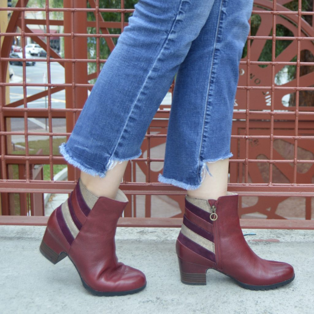 Jambu Amal Booties - a review