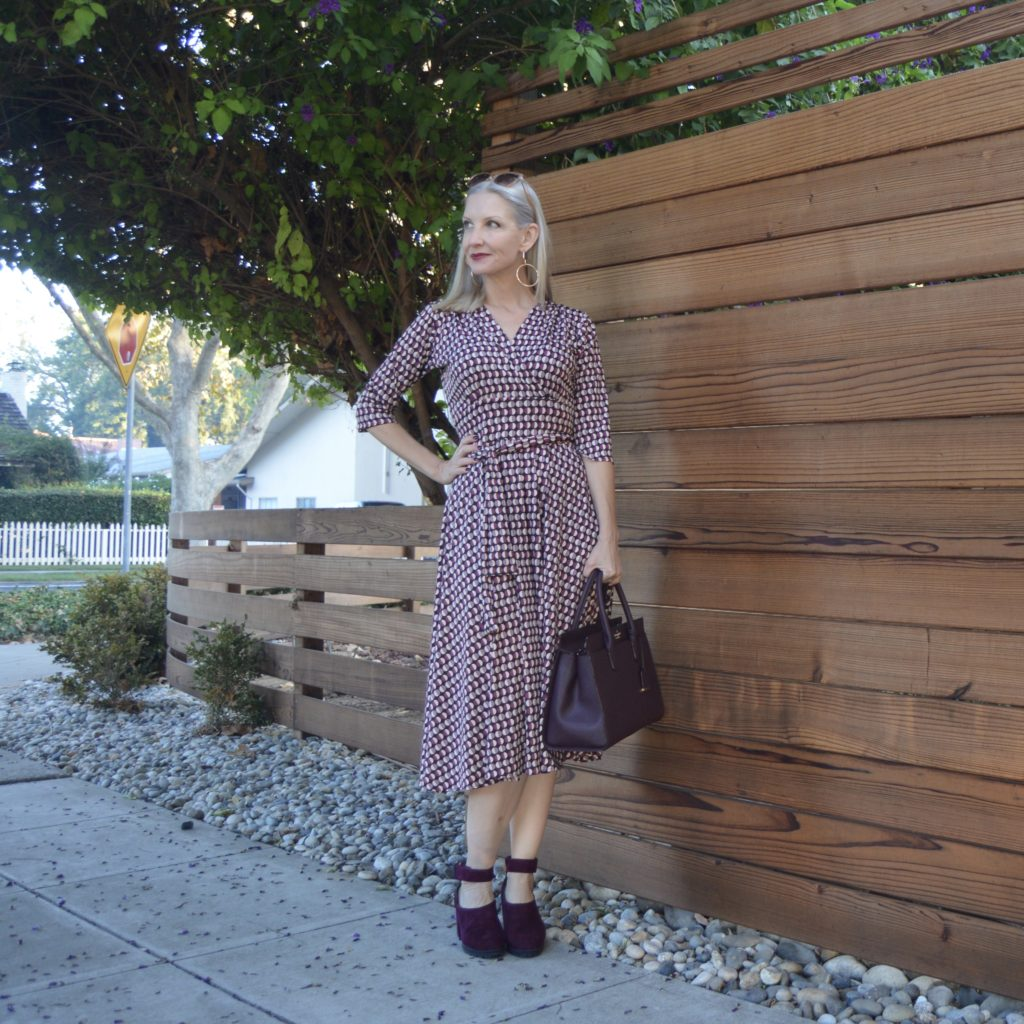 Karina dress review