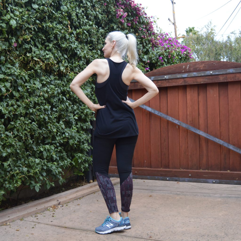 Pure Jill Fit workout outfit