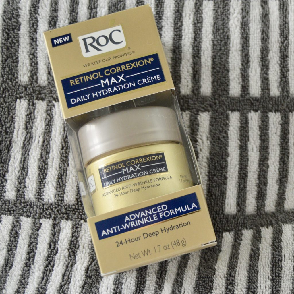 RoC Retinol Correction Max Daily Hydration Creme