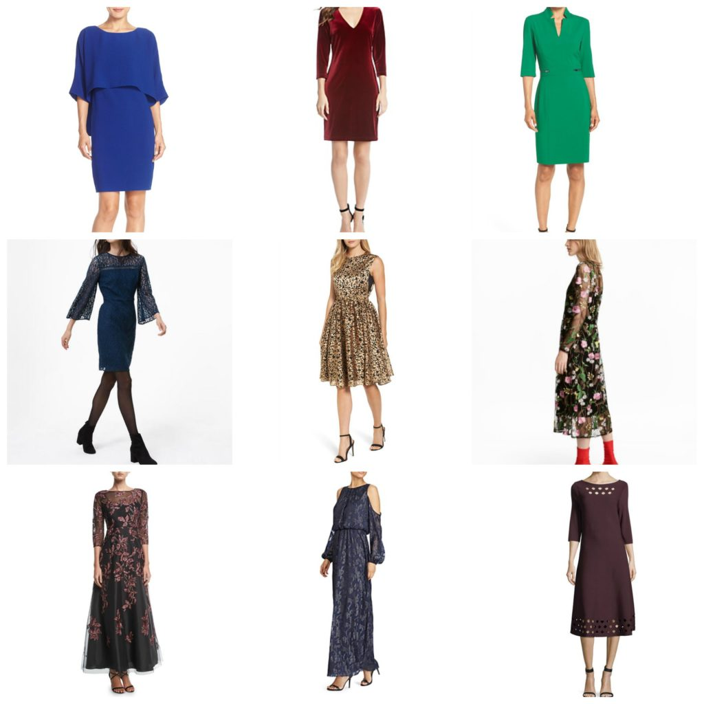 holiday dresses over 40, style over 50