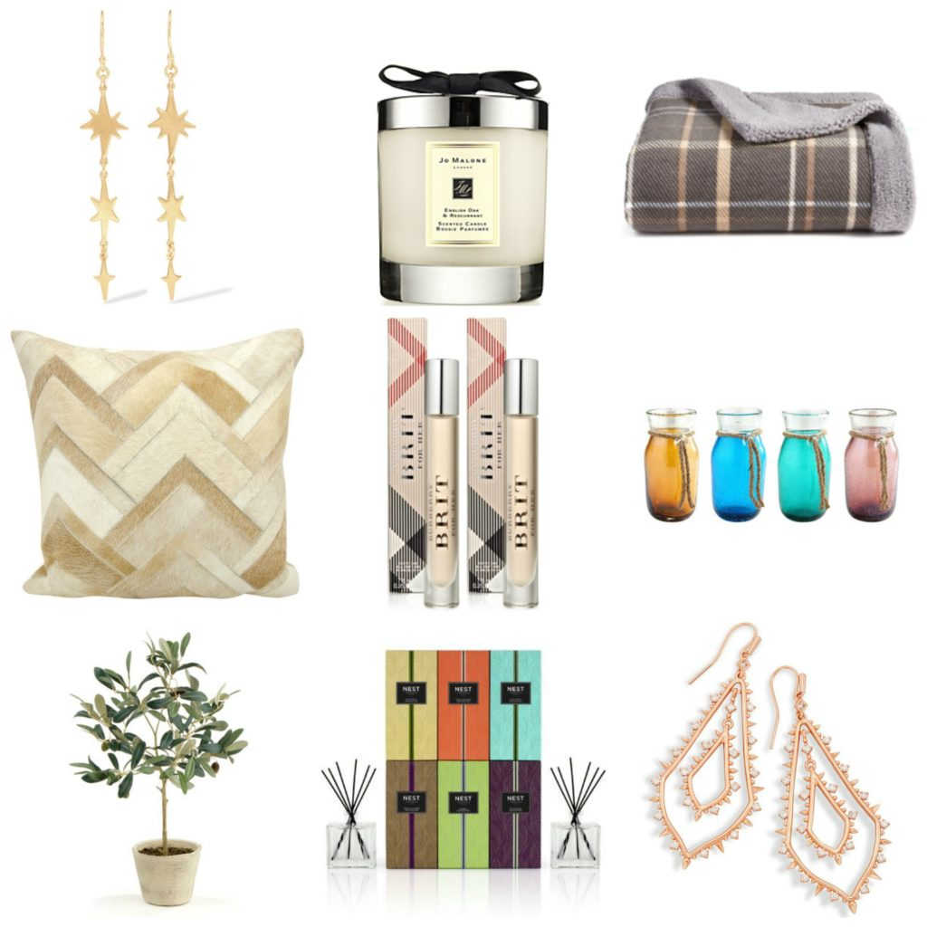 hostess gifts under $100, affordable gifts for her