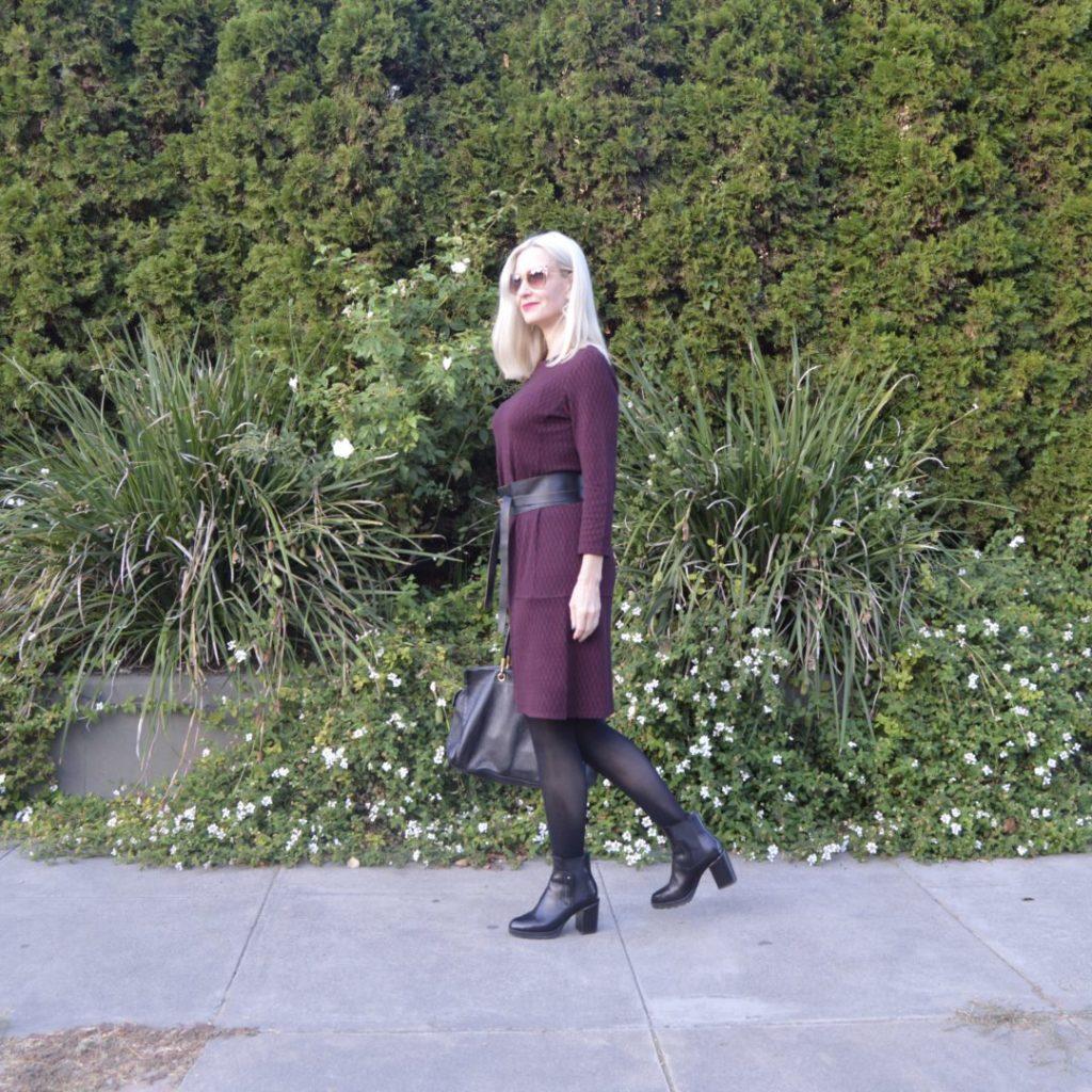 versatile knit dress