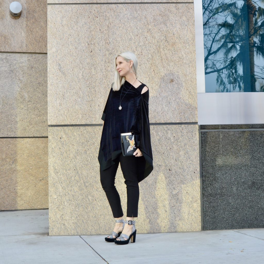 what to wear to a holiday party over 40