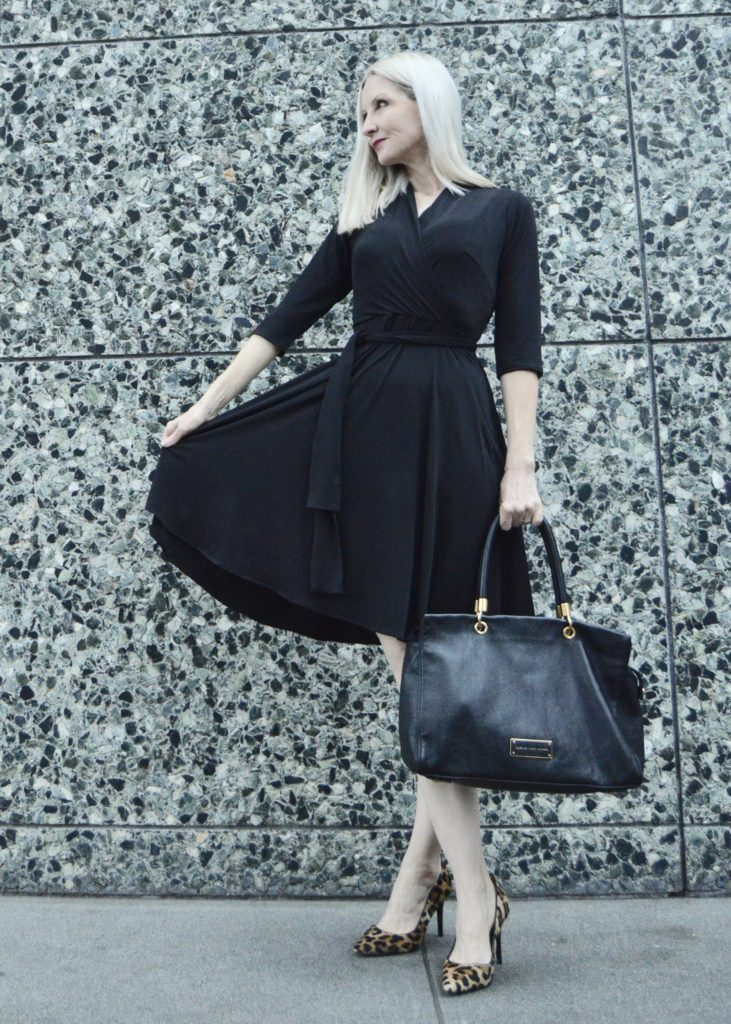 the perfect Little Black Dress, how to dress a pear shape