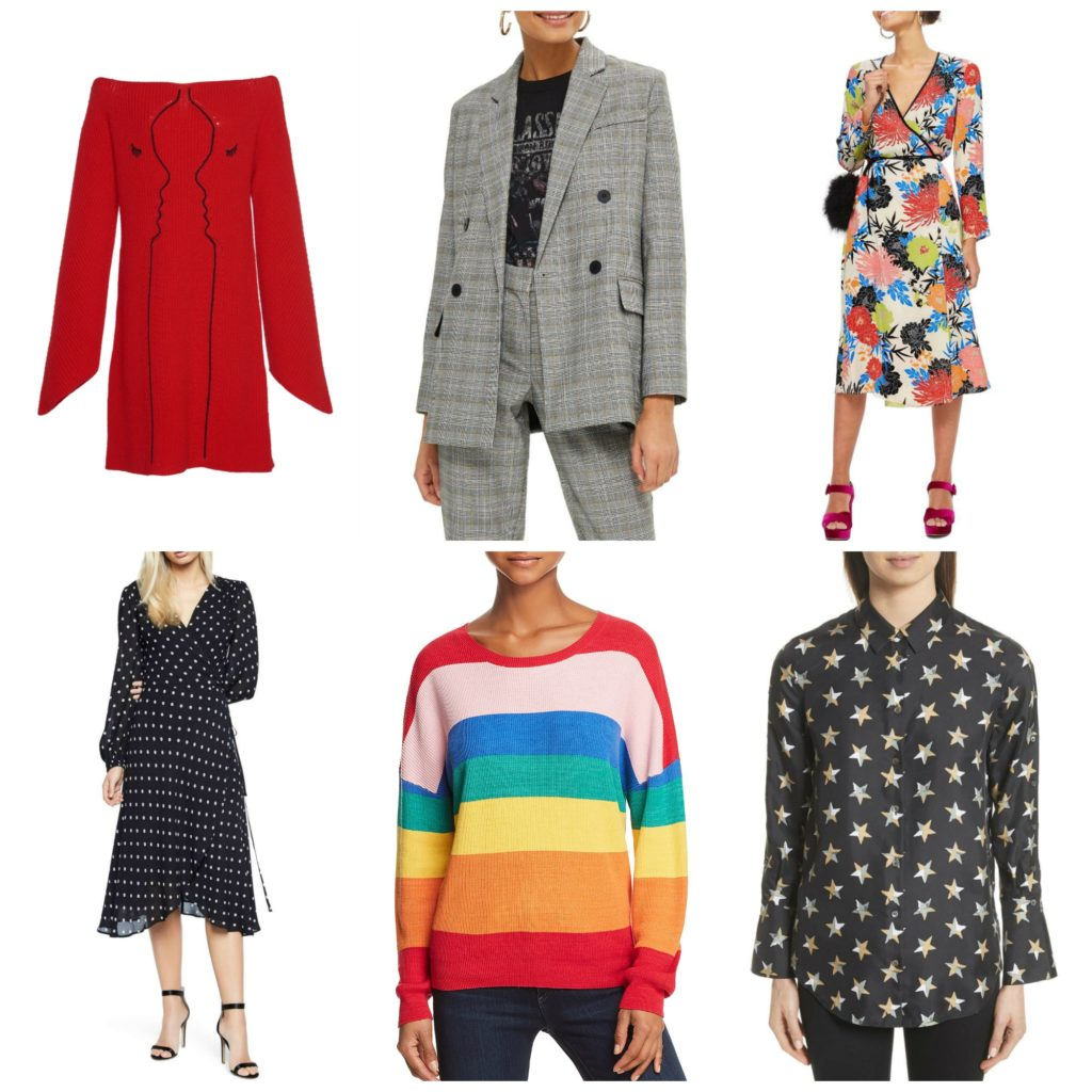 on trend patterns for spring 2018