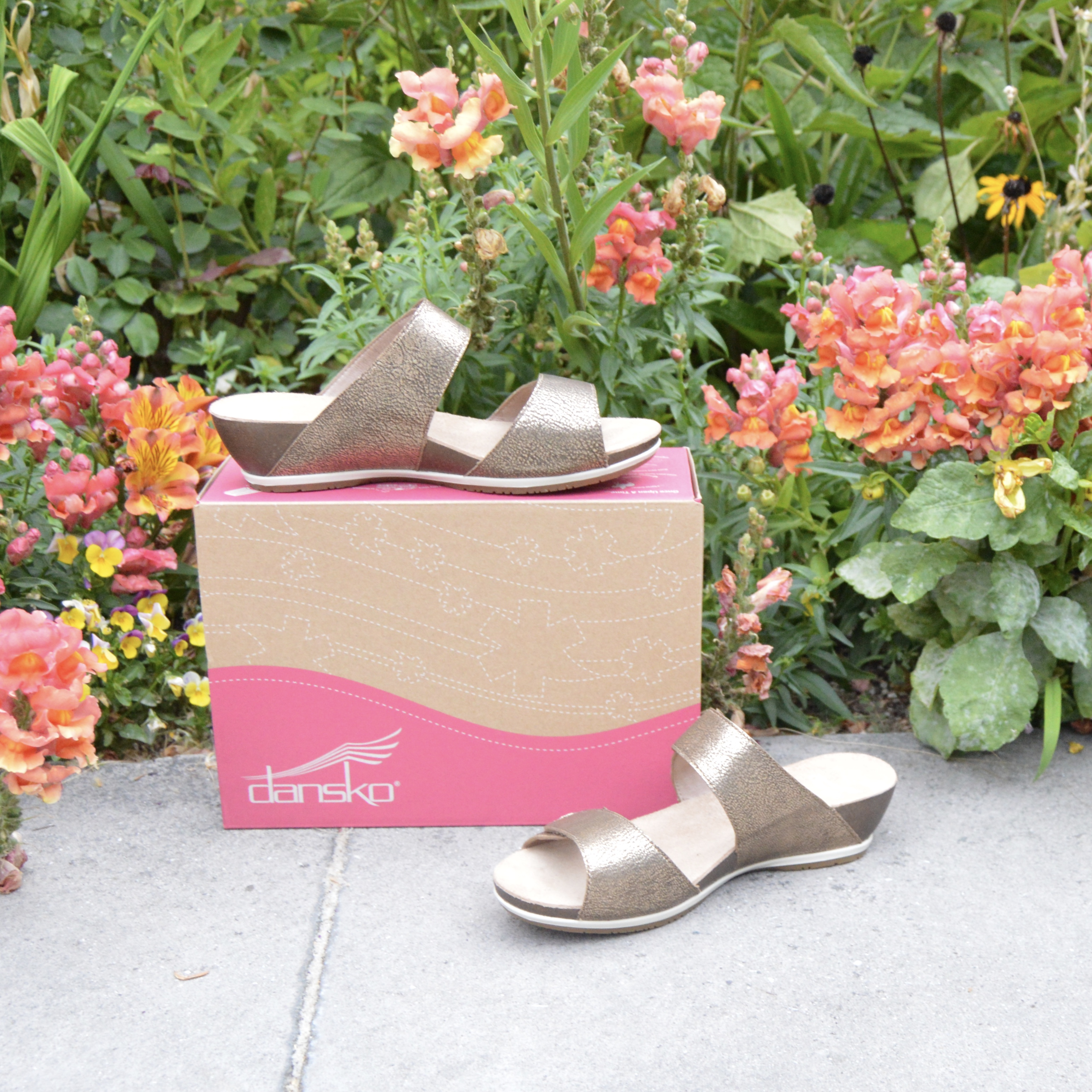 Dansko sandal review