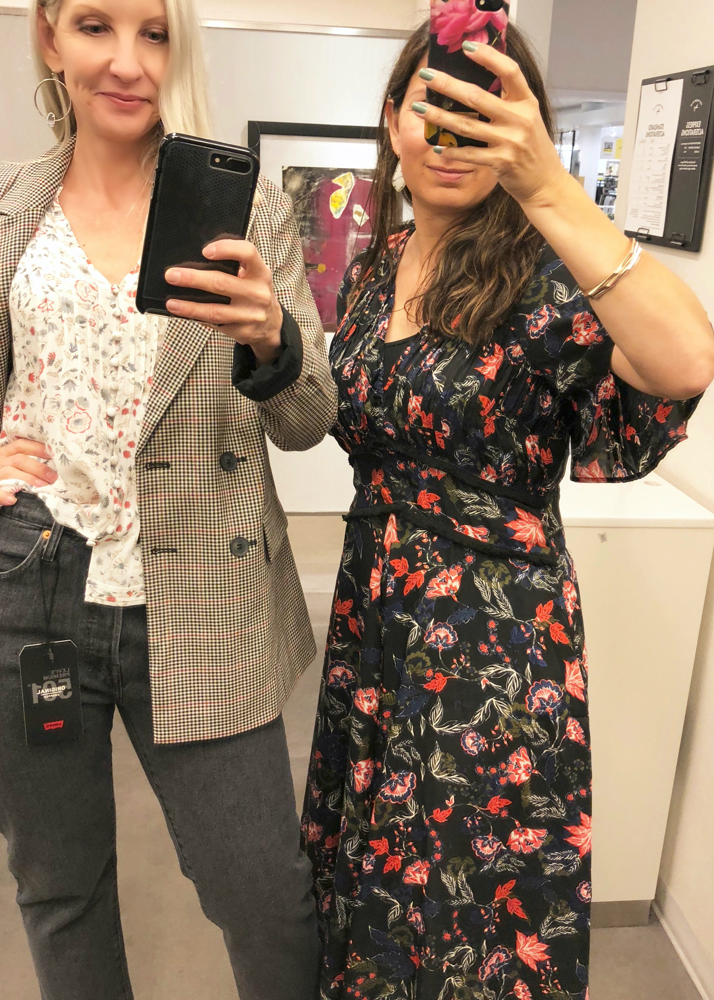 Nordstrom Anniversary Sale Dressing Room Selfies 2018! - Fashion ...