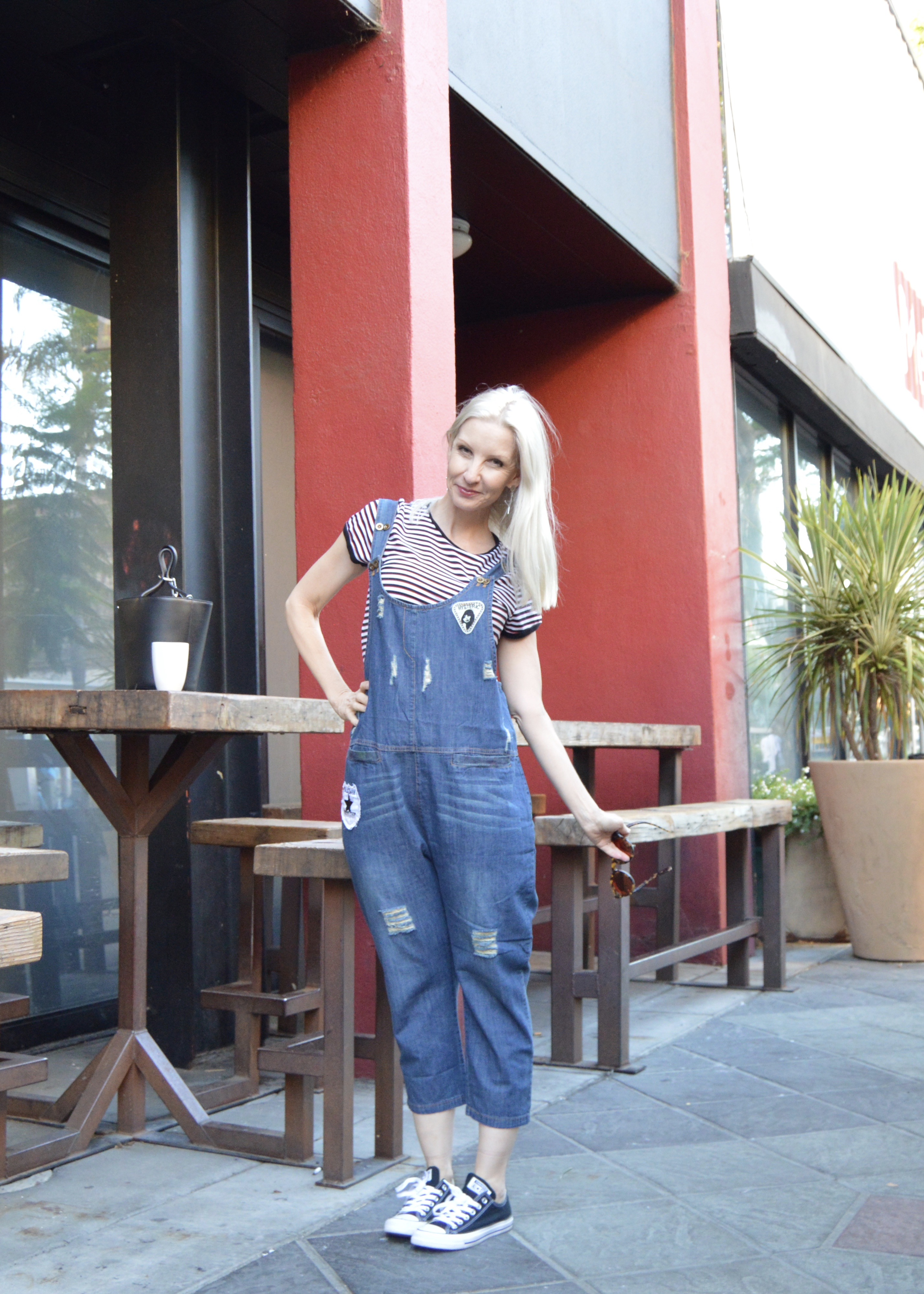 Eva Trends Five Star Overall Dungarees