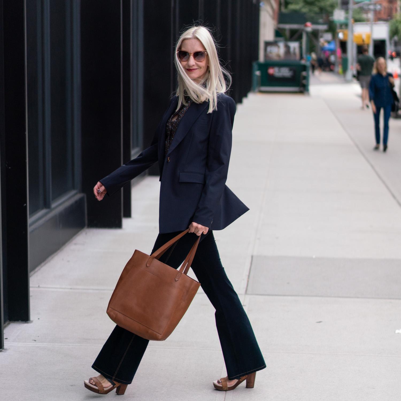 street style NYFW fall 2018