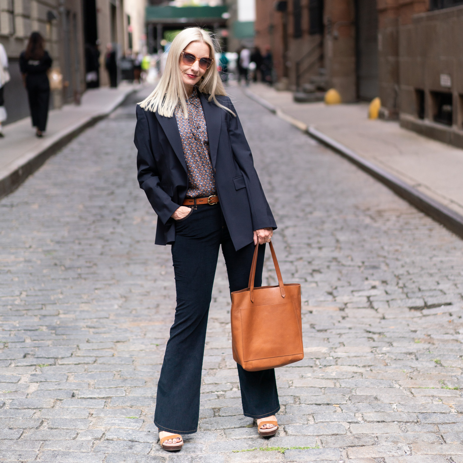 business chic, city chic over 50