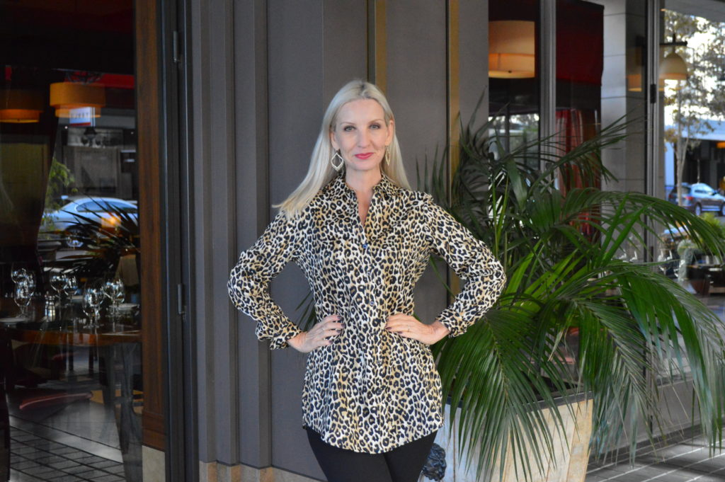 Leopard shirt for fall style 2018