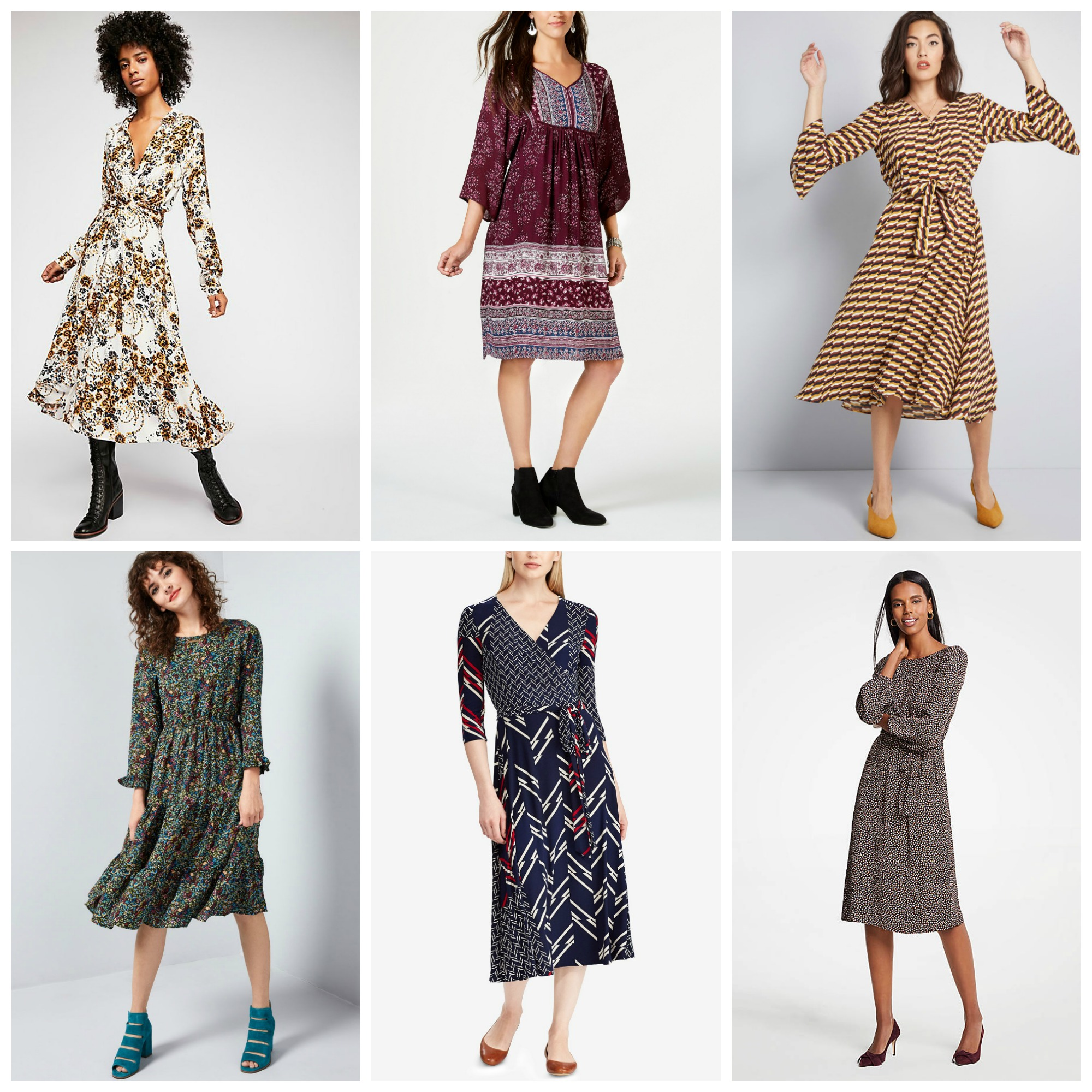 fall dresses for women over 40