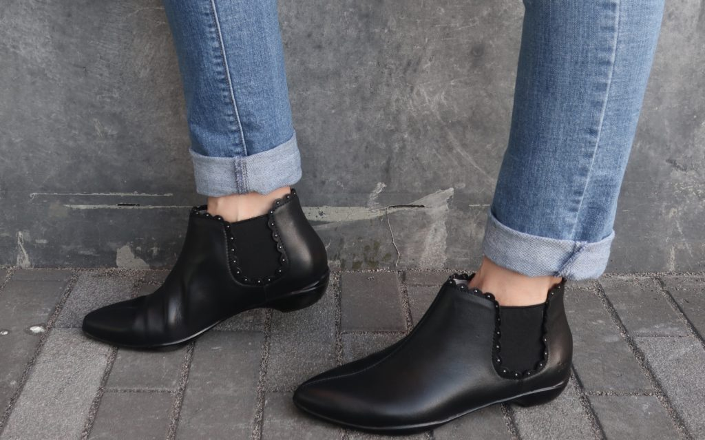 the most comfortable booties for fall 2018