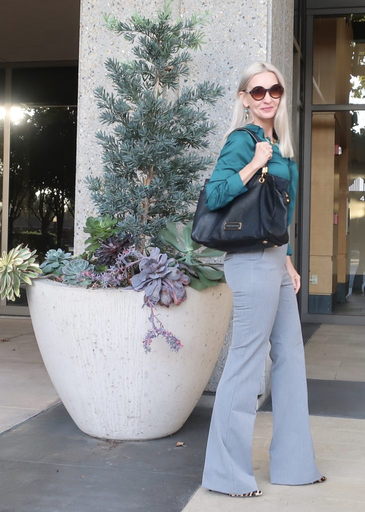 the most flattering pants for women over 50