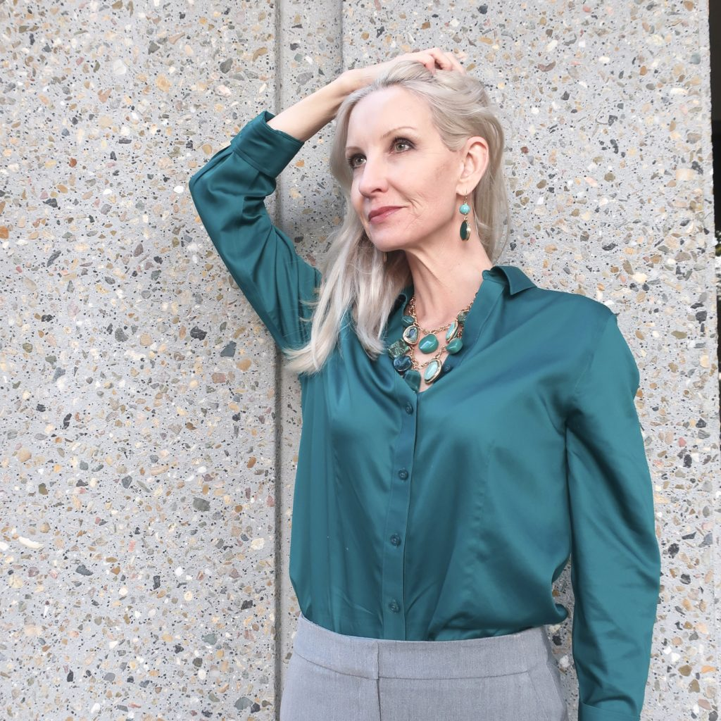 chic over 50, classic style over 50, fall style over 50