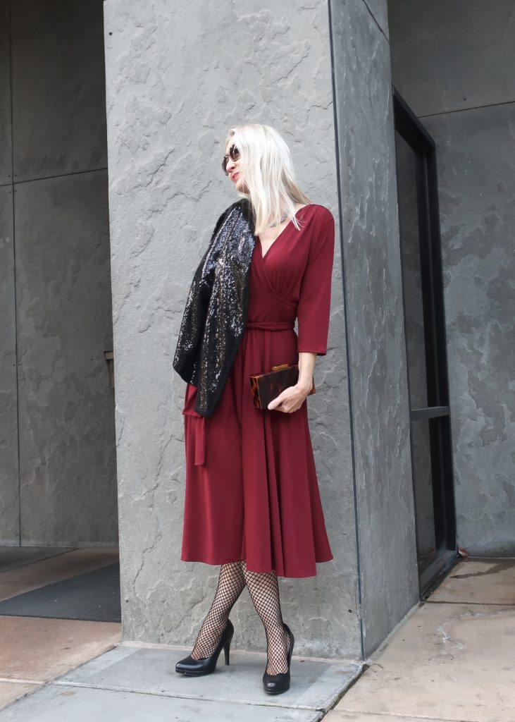 holiday dresses you'll wear after the holidays