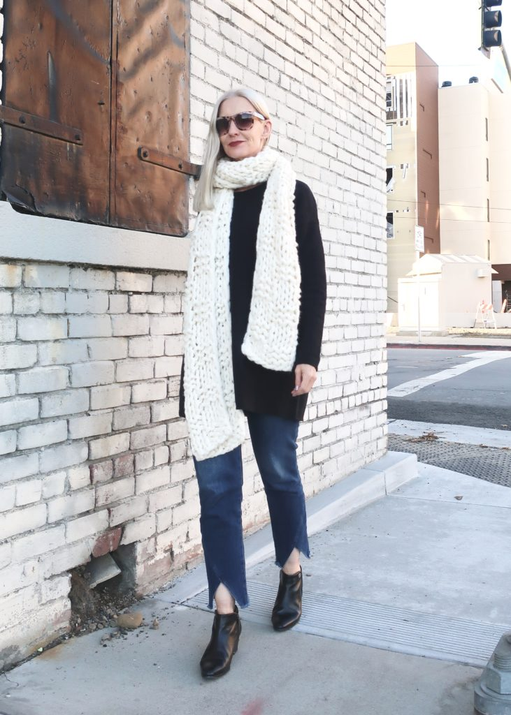 effortless chic with Eileen Fisher