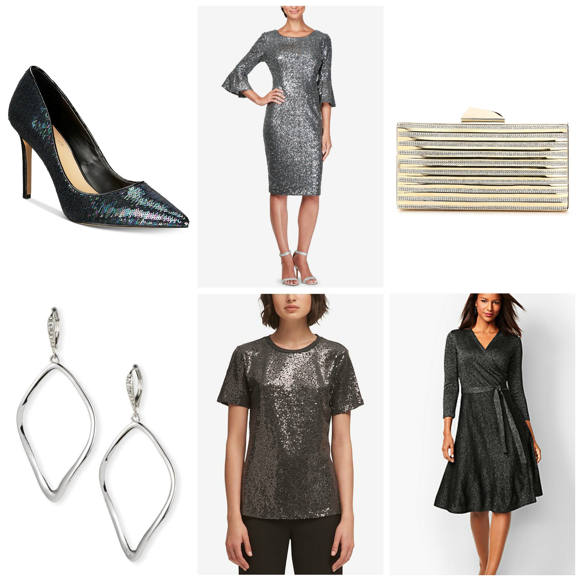 what to wear to a holiday party over 50