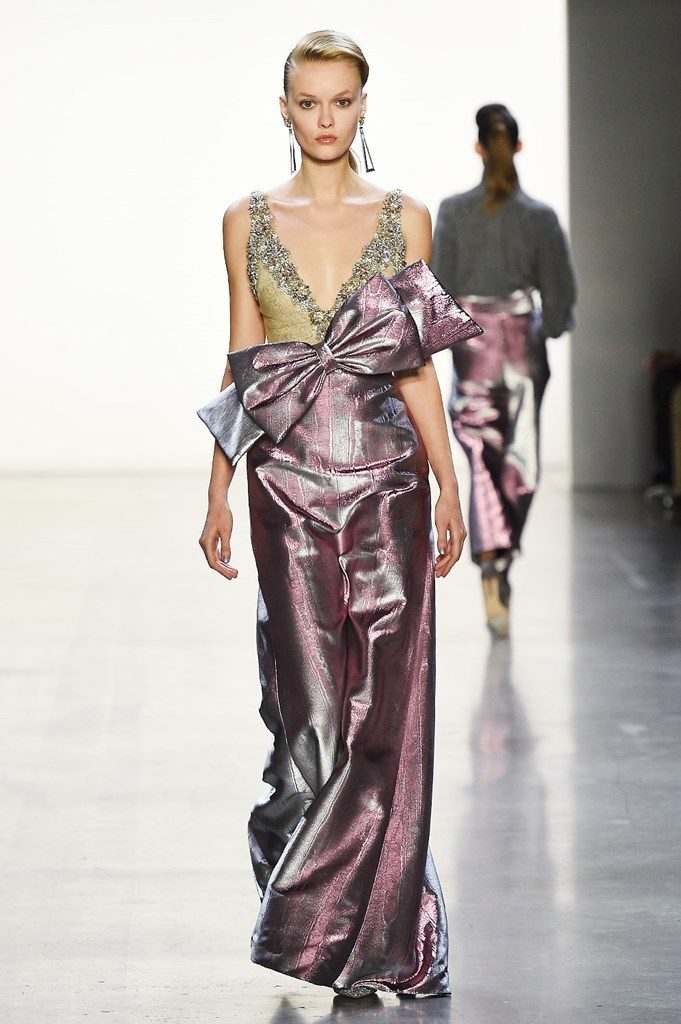 Badgley Mischka Fall/Winter 2019