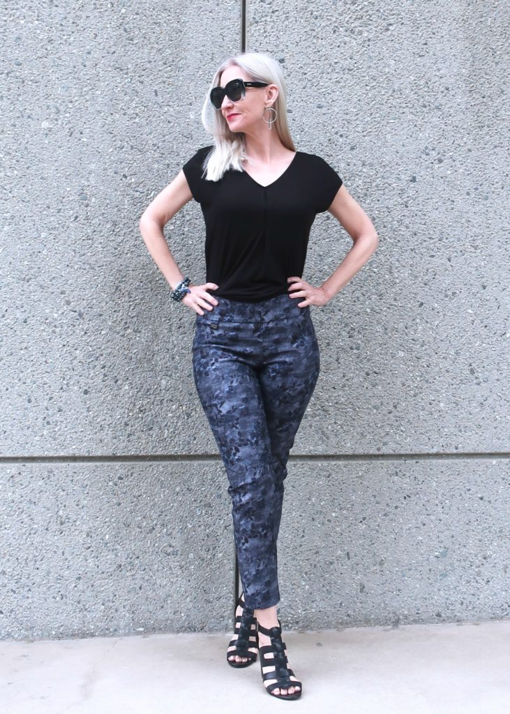 flattering pants for women over 50