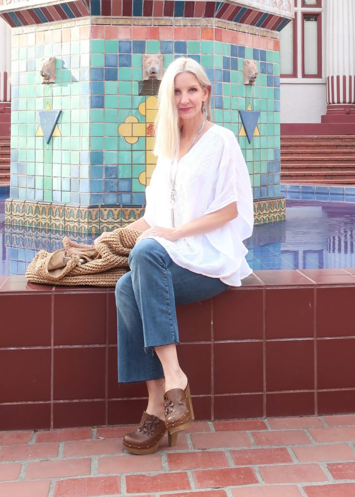 summer outfit for women over 50