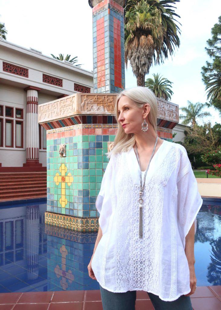 summer tunic for women over 50