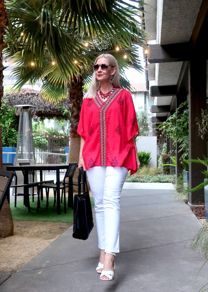 no stain white jeans, spring style over 50