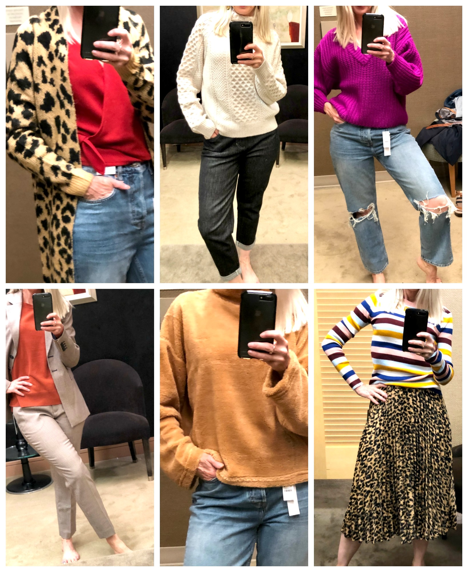 dressing room diaries Nordstrom Anniversary Sale